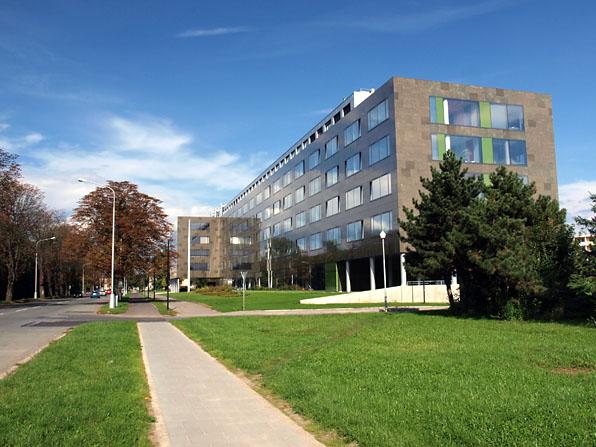 Nová budova Přírodovědecké fakulty UP